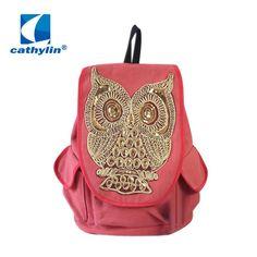 $38.72 (Buy here: https://alitems.com/g/1e8d114494ebda23ff8b16525dc3e8/?i=5&ulp=https%3A%2F%2Fwww.aliexpress.com%2Fitem%2F2015-Cartoon-Owl-Fox-Luxury-Girl-Boy-Student-Shoulder-Bag-Fashion-Women-Travel-Satchel-Canvas-School%2F32473239344.html ) 2015 Cartoon Owl Fox Luxury Girl/Boy Student Shoulder Bag Fashion Women Travel Satchel Canvas School Backpack Fashion Backpacks for just $38.72