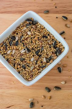 A premium quality seed mix respected and recommended by top cockatiel breeders.  • High in carbohydrates and protein, while white french millet offers a variety of essential minerals.  • NZ sunflower and canary seed offer high protein and fat making an excellent source of food year round.  Some seeds will germinate as based around New Zealand grown products