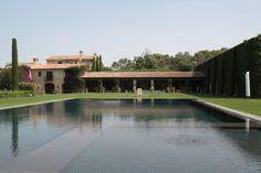 Huge swimming pool!