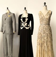 W.E.Costumes left to right:James D'Arcy as Edward Andrea Riseborough as Wallis SimpsonCostumes by Arianne Phillips