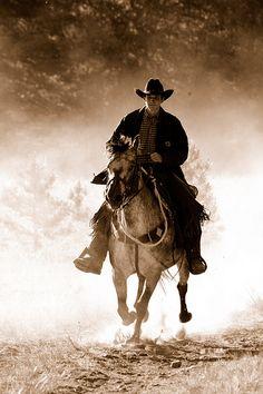 A Cowboy Rides Again