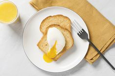 The perfect poach is way easier than you think.  #poachedegg #howto #eggs