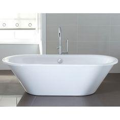April Haworth Thermolite Skirted Freestanding Bath