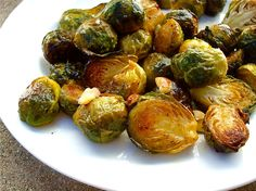 NYT Cooking: Maple-Roasted Brussels Sprouts With Toasted Hazelnuts