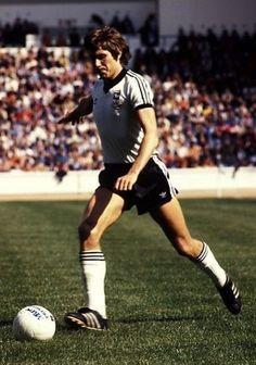 Arnold Muhren of Ipswich Town in Retro Football, Football Kits, Ipswich Town Fc, Blue Army, Tractor, Kicks, Running, Boys, 1980s