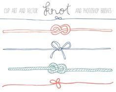 Knot Clip Art - Naut