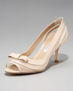 lower heel, looks like a sandal, but with more support. So far my fav bec. it is delicate, but offers support nec. for dancing