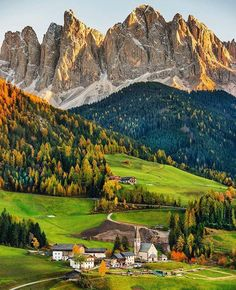 Val di Funes, Italy Photo by Tag your friends😍, Beautiful Nature Pictures, Amazing Nature, Beautiful Landscapes, Beautiful World, Amazing Photos, Landscape Photos, Landscape Photography, Nature Photography, Beautiful Places To Visit