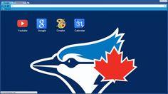 Best Toronto Blue Jays Chrome Themes, Desktop Wallpapers & More for True Fans - Brand Thunder Toronto Blue Jays Logo, Googie, Desktop Wallpapers, Thunder, Chrome, Desktop Backgrounds