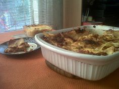 Fattis & Monis Lasagne Recipe