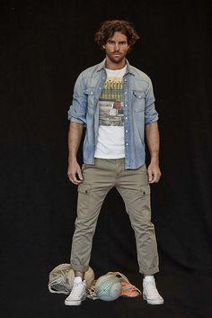 40WEFT - #manstyle #fashionman #man #trousers #shirt #jeans #denim #vintage