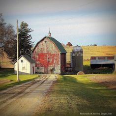 Backroads of Minnesota #112 by Isadore Schaefer