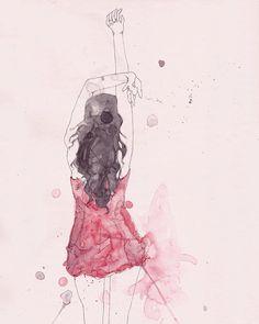 Emma Leonard - Stretching Girl