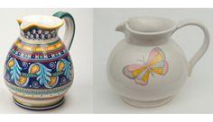 Moderno e Antico a confronto. Ceramiche Sberna si ripete e si rinnova! #art #artist #etsymntt #jewerly #promomyshop #handmade #ceramics #ceramic #pottery #etsy #sbernaceramiche #derutaceramiche