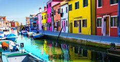 Ilha de Murano em Veneza #viajar #viagem #itália #italy