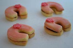 ružové podkovičky