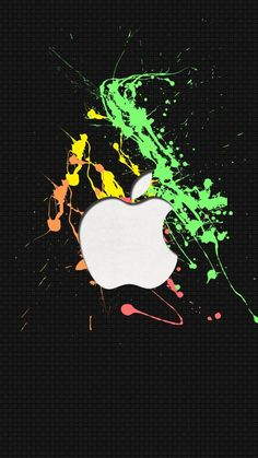 Search free Apple Ringtones and Wallpapers on Zedge and personalize your phone to suit you. Start your search now and free your phone Apple Logo Wallpaper Iphone, Iphone Homescreen Wallpaper, Iphone 6 Wallpaper, Cellphone Wallpaper, Paint Wallpaper, Iphone Ios 9, Broken Iphone Screen, Apple Photo, Apple Painting