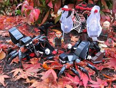 LEGO The Hobbit: An Unexpected Journey | Escape from Mirkwood Spiders
