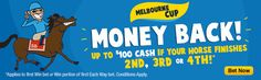 Sportsbet.com.au 2014 Melbourne Cup Money Back