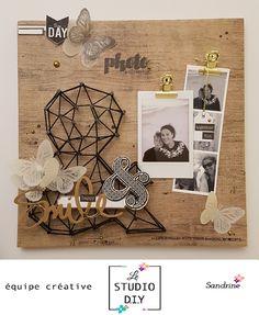 Tampons origami, graphiques et string art… – Le Studio D.I.Y Blog