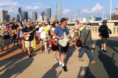 Editorial: Dallas open carry guitar protest hit the right note | Dallas Morning News