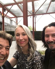 @ Birthday party 🥳 we are laughing because after ten failed attempts at a selfie… Keanu Reeves House, Keanu Charles Reeves, Alexandra Grant, Keanu Reeves Quotes, Keanu Reaves, The Boy Next Door, True Detective, Cinema, 40th Birthday Parties