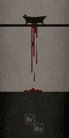 Breaking Bad Season One Minimalist Poster (Don't know the book cover book Breaking Bad Poster, Affiche Breaking Bad, Heisenberg, Breaking Bad Seasons, Poster Minimalista, Top Imagem, Cool Posters, Movie Posters, Fan Poster