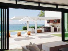 SEE THIS HOUSE: A MODERN HOME RUN - BASEBALL STAR A-ROD'S $38 MILLION DOLLAR MIAMI HOME!
