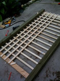 """DIY: Embracing the idea """"How Hard Can It Be?"""": Handmade Trellis - Privacy Barriers"""