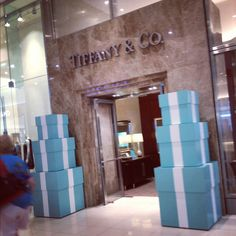 Tiffany's... Of course!