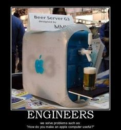 Looks Like an Engineering Success! Makes me want to be an engineer just to make something cool