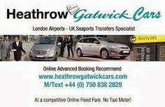 Heathrow Gatwick Cars | Heathrow Taxi | Gatwick Airport Transfers ... Offers professional Heathrow Gatwick transportation services in the London and Norfolk. HeathrowGatwickCars.com