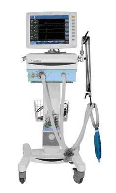 PG V5000D - respirator anestezjologiczny. Pacjent dobrze śpi - chirurg dobrze operuje!