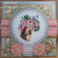 My card for the March guest designer spot at Penny Black and more challenge