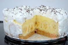 Kolaci I Torte, Mini Cheesecakes, No Bake Cake, Kids Meals, Vanilla Cake, Ham, Deserts, Food And Drink, Pudding