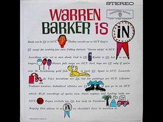 Warren Barker Is In 1959 STEREO Space Age Pop Jazz FULL ALBUM