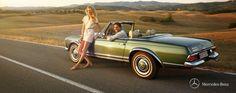 Mercedes-Benz Pagode W113 | Nostalgic Oldtimerreisen