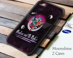 Regular Band Case for iPhone 4/4S iPhone 5/5S/5C by Moonshine2Case, $13.99