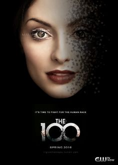 The 100 season 3 poster contest || Alie