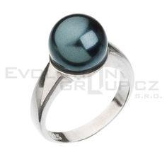 Prsten se Swarovski Elements 35022.3 tahiti