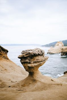 Sand dunes, cliffs, an arch in the ocean, and an expansive beach? Cape Kiwanda has it all, and it's one of the best kept secrets when it comes to the Oregon Coast (sorry we're sharing it, locals!). Whether you're coming with your family, your friends, or even by yourself, the area is just full of beauty.