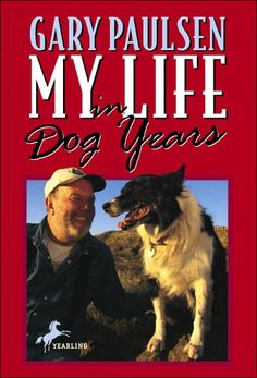 My Life in Dog Years by Gary Paulsen collie book