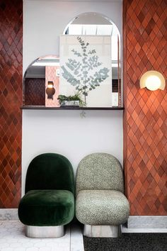 Killer side chair game. An Eye on the Seventies: The Henrietta Hotel in London by Chzon | Yatzer