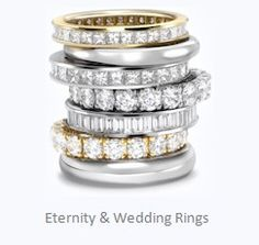 I love stacking rings! Great gift idea for special occasions... Can keep on adding to it! Hint hint, boo! :)
