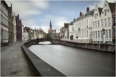 Bruges yesterday afternoon by Patrick Desmet on 500px