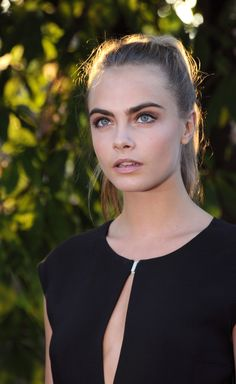 Cara Delevingne in Arrivals at the Serpentine Gallery Summer Party