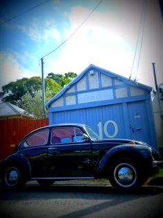 My car is vintage - Balmain, Sydney