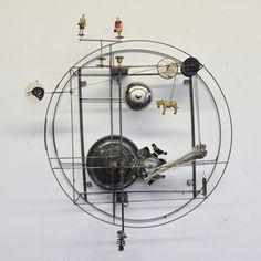 Artistaday.com : Somerville, MA artist Gina Kamentsky