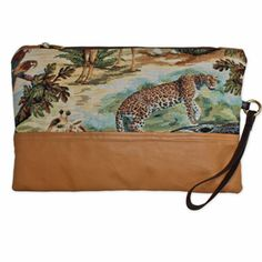 Pochette Urban Savannah by Land and Sea