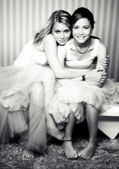 Always have loved the Olsen twins